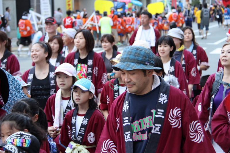 北上市夏祭り2013(8/2日から4日) 2013/08/02