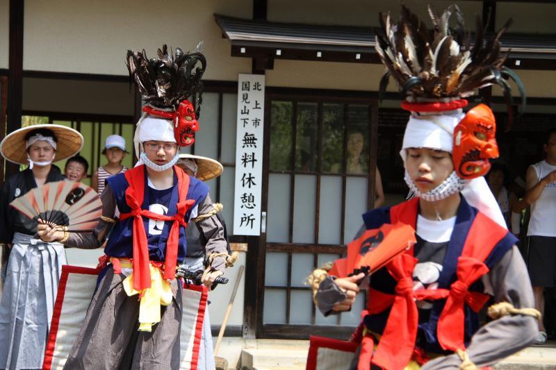 北上市夏祭り2014(8/1日から3日) 2014/08/01