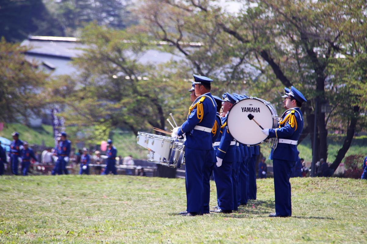 北上市展勝地桜まつり 2015 2015/04/29