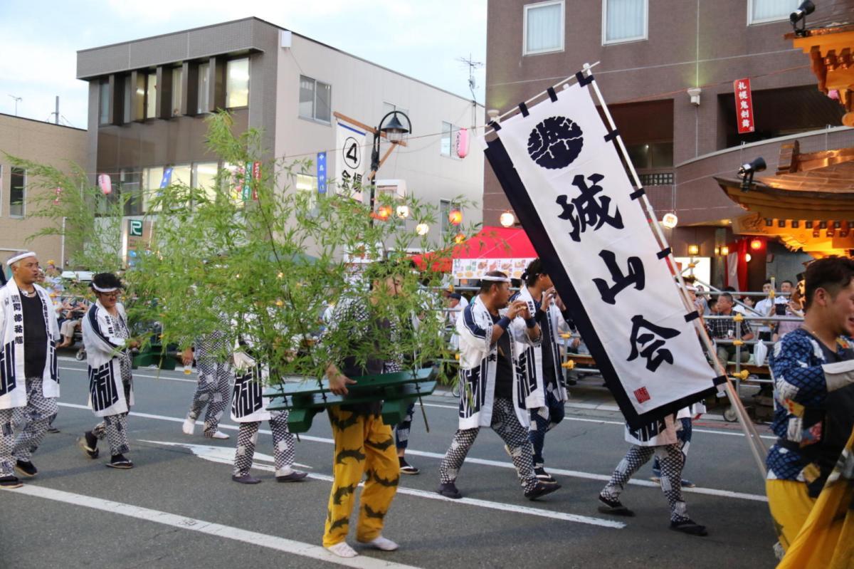 北上市夏まつり2017(8/4日から6日)2日目 2017/08/5