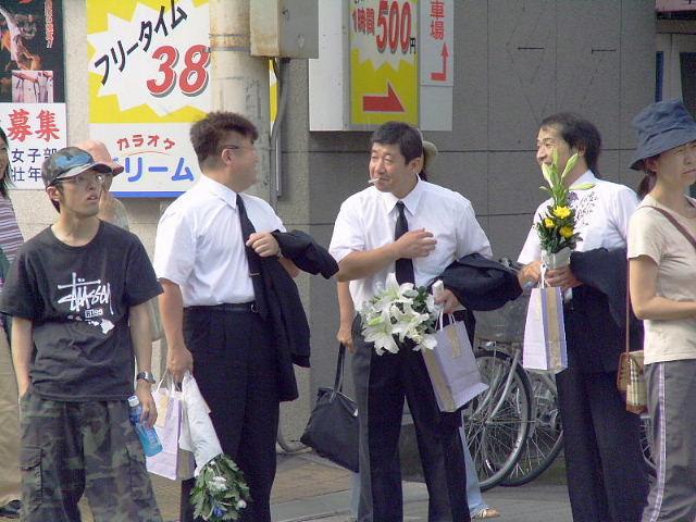 奥州市水沢夏まつり(干支和まつり)2007 2007/08/05