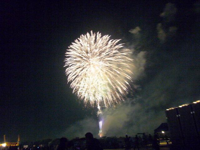 奥州市水沢夏まつり(花火大会)2007 2007/08/10