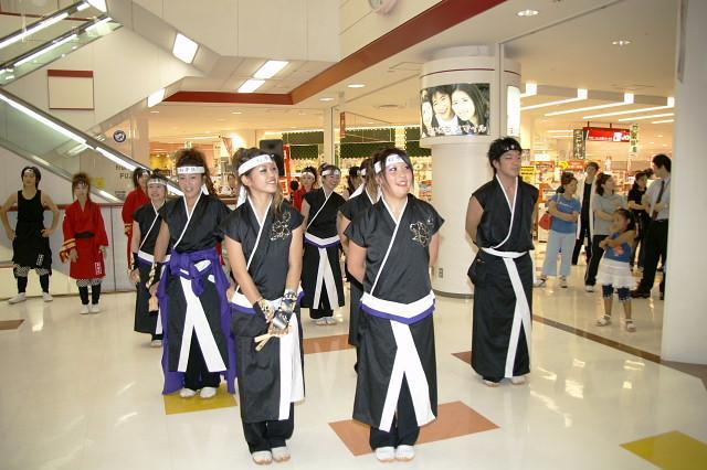 第6回奥州YOSAKOI in みずさわ2007 2007/09/23