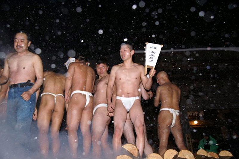 奥州・黒石寺「蘇民祭」2008 2008/02/13