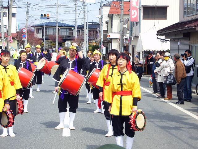 奥州市水沢区羽田町火防祭2008 2008/03/30