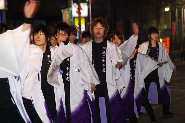 奥州前沢春まつり(前夜祭)2008 2008/04/19