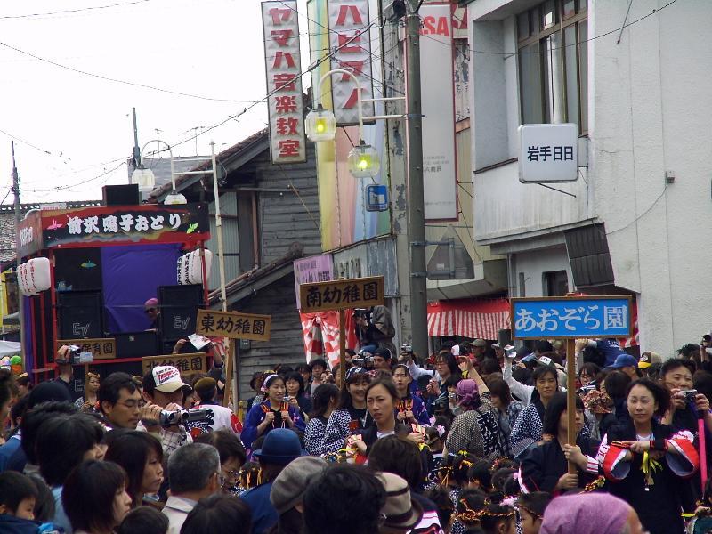 奥州前沢春まつり(本祭)2008 2008/04/20
