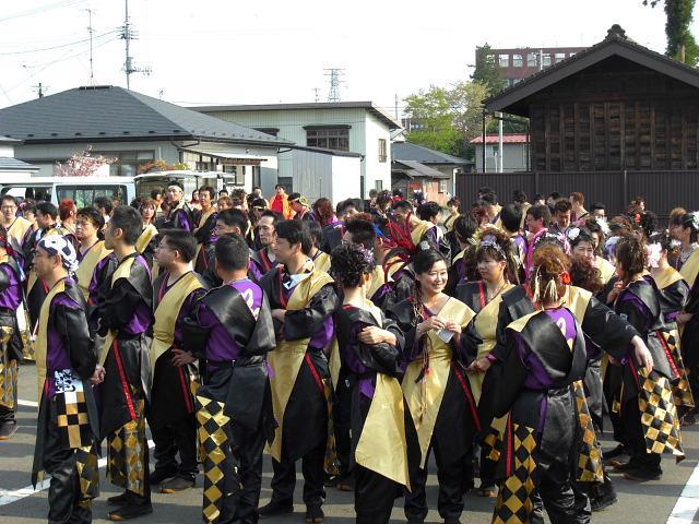 奥州市日高火防祭(本祭)2008その1 2008/04/29