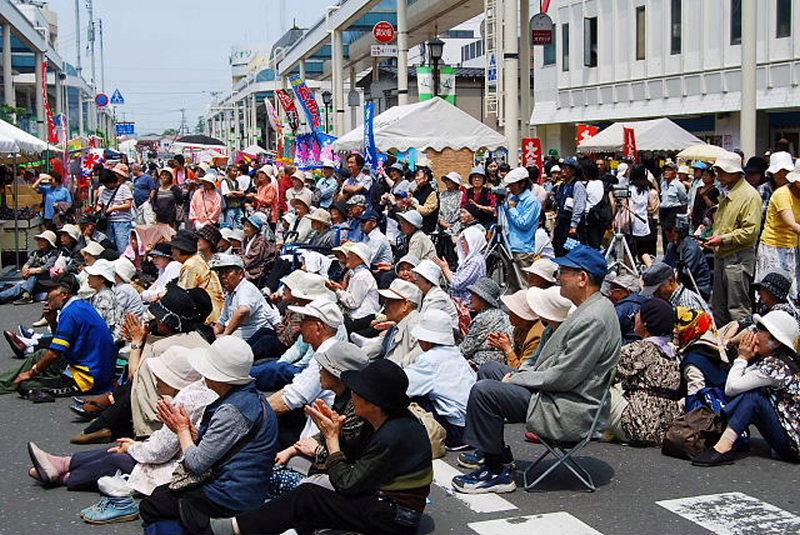 第44回水沢商人まつり2008 2008/06/08