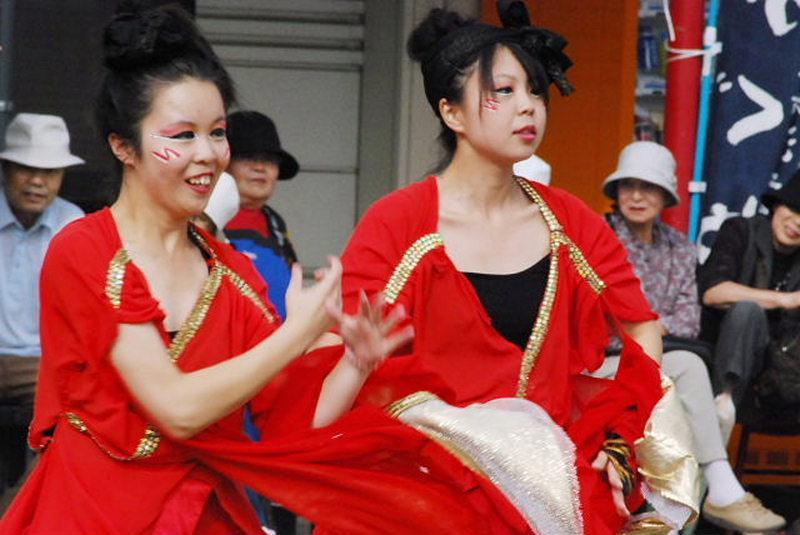 第7回奥州YOSAKOI in みずさわ(前日祭)2008 2008/09/20