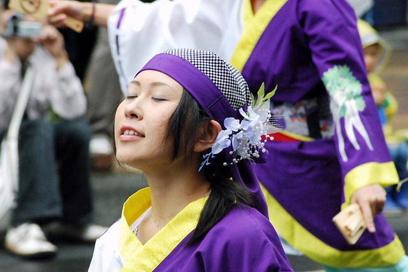第7回奥州YOSAKOI in みずさわ(本祭)2008 2008/09/21