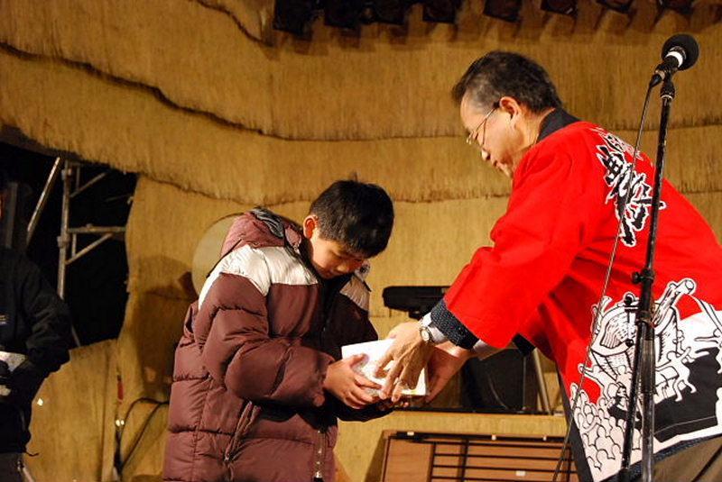 第20回奥州・胆沢「全日本農はだてのつどい」2009 2009/02/14