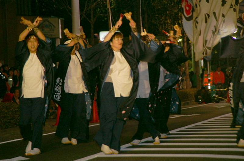 奥州前沢春まつり(前夜祭)2009 2009/04/18