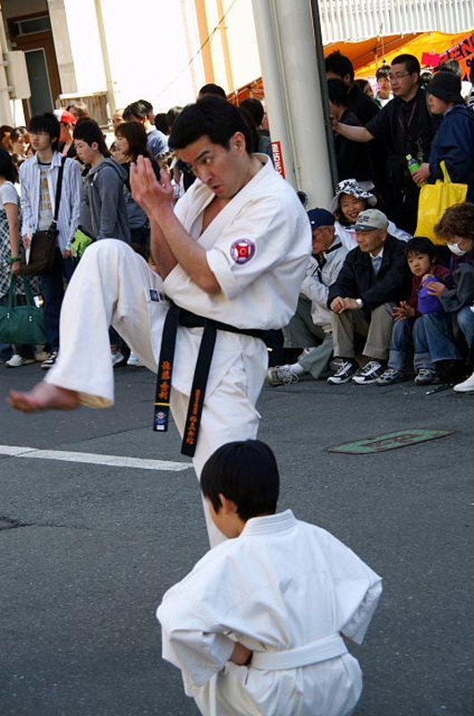 奥州市日高火防祭(本祭)2009その2 2009/04/29
