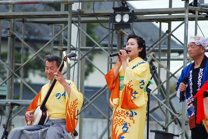 第36回江刺甚句まつり(宵まつり)2009 2009/05/03