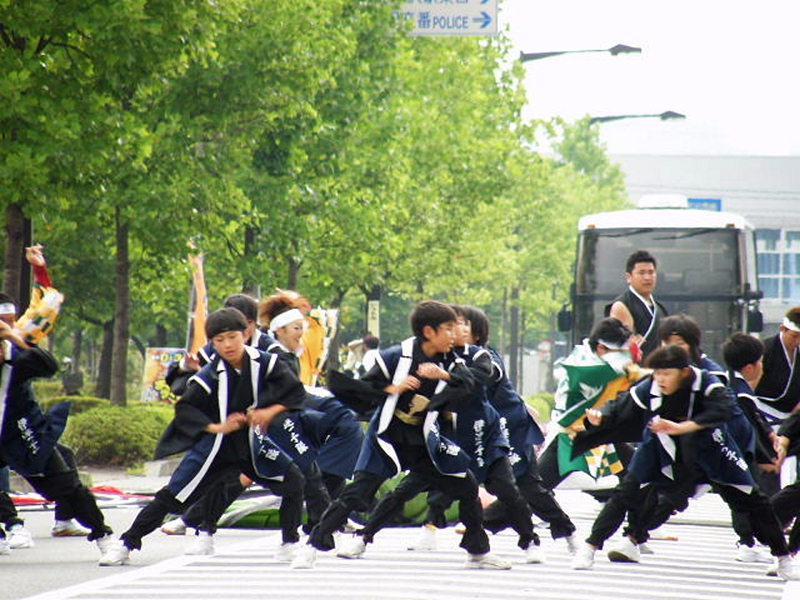 第5回奥州前沢よさこいFestaVI 2009その3 2009/07/05