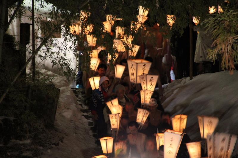 奥州・黒石寺「蘇民祭」2011その1 2010/02/20