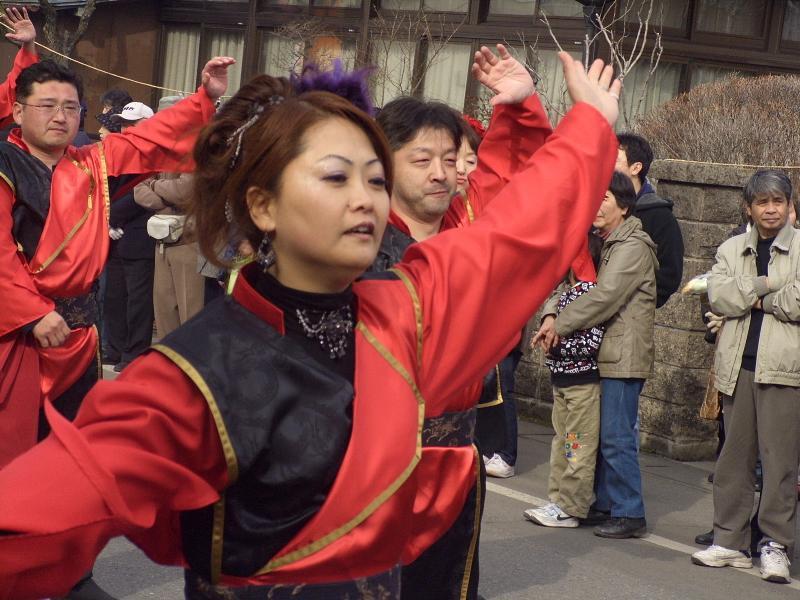 奥州市水沢区羽田町火防祭2010その2 2010/03/28
