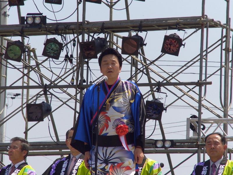 第37回江刺甚句まつり(宵まつり)2010その2 2010/05/03