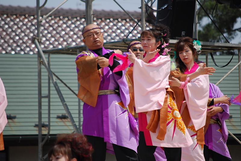第37回江刺甚句まつり(本まつり)2010その1 2010/05/04