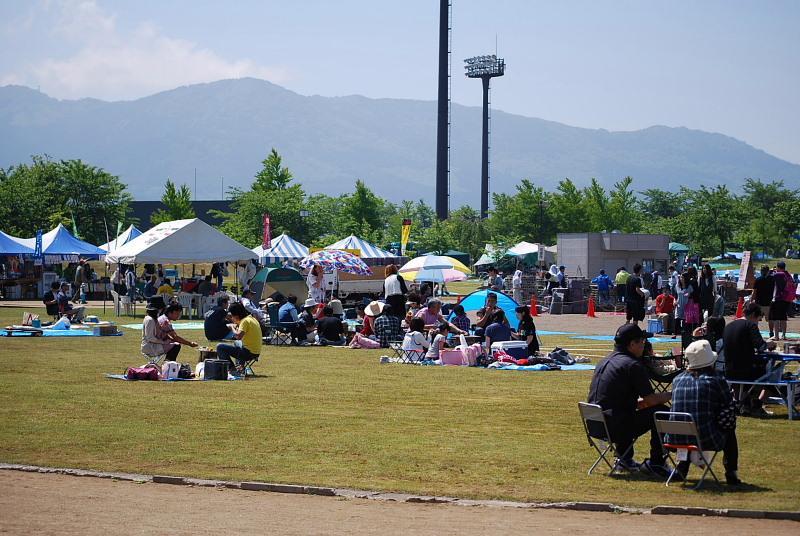 第26回前沢牛まつり2010 2010/06/06