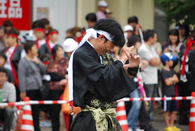 第9回奥州YOSAKOI in みずさわ2010その2 2010/09/19