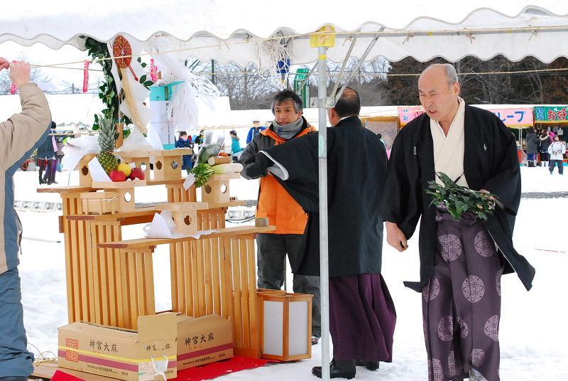 第22回奥州・胆沢「全日本農はだてのつどい」2011その2 2011/02/12