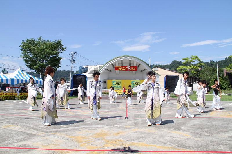 第7回奥州前沢よさこいFestaVII 2011その4 2011/07/10