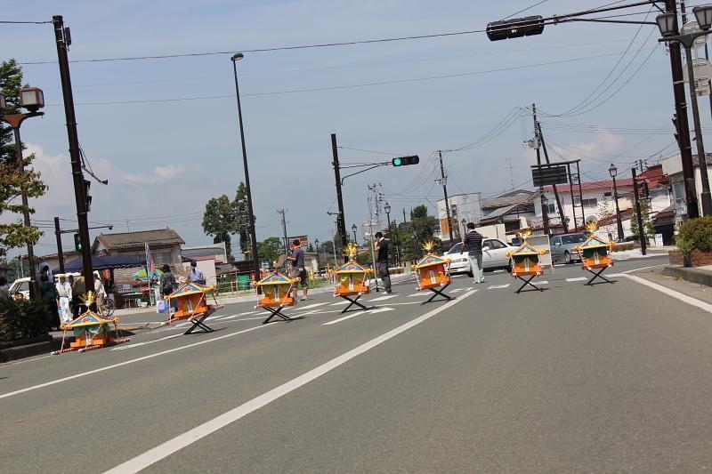 奥州市水沢夏まつり2011その3 2011/08/06