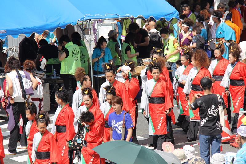 第10回奥州YOSAKOI in みずさわ2011その3 2011/09/18