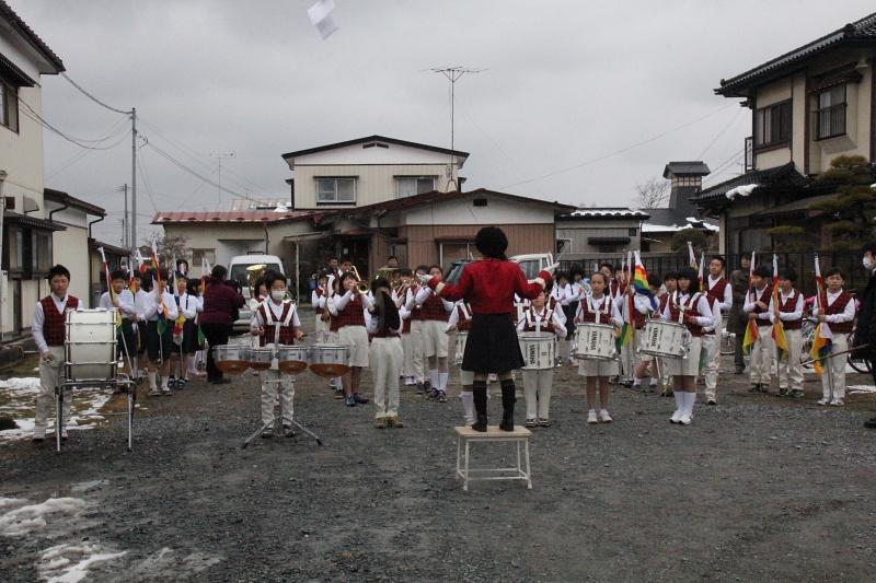 奥州市水沢区羽田町火防祭2012 2012/03/25