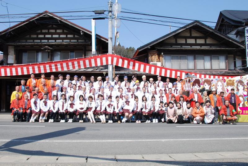 奥州前沢春まつり(本祭)2012その1 2012/04/15