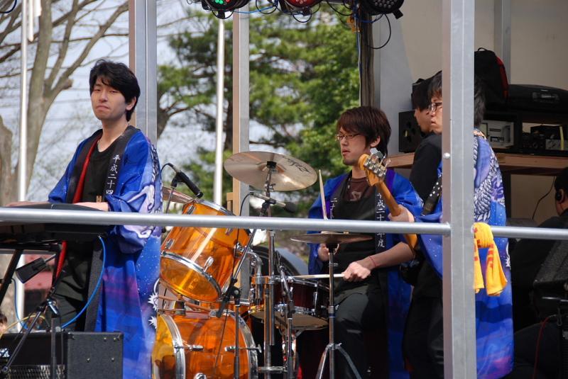 奥州市日高火防祭(本祭)2012その1 2012/04/29