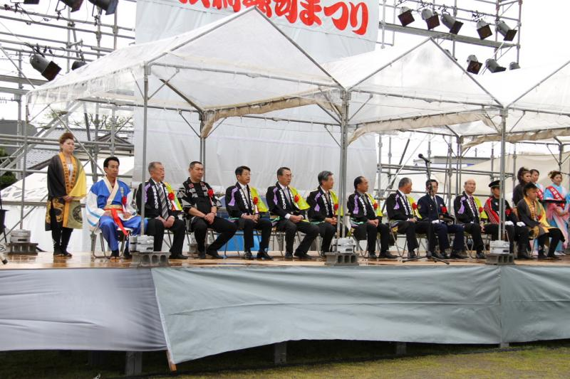 第39回江刺甚句まつり(宵まつり)2012その2 2012/05/03