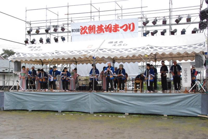 第39回江刺甚句まつり(本まつり)2012その1 2012/05/04