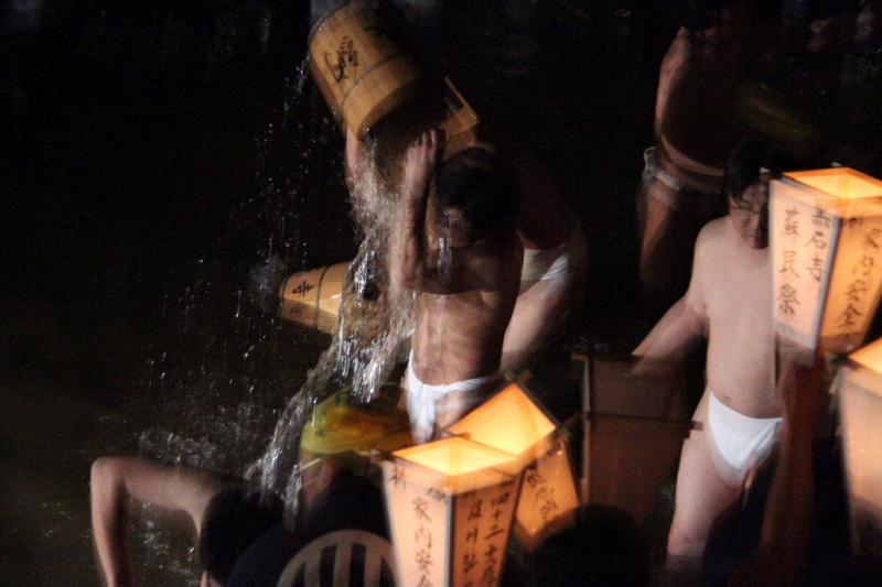 奥州・黒石寺「蘇民祭」2013その1 2013/02/16