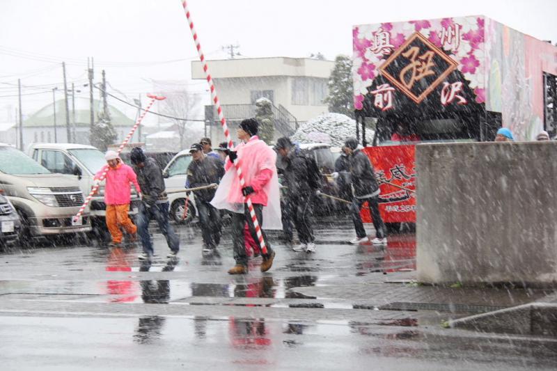 奥州前沢春まつり(本祭)2013その2 2013/04/21