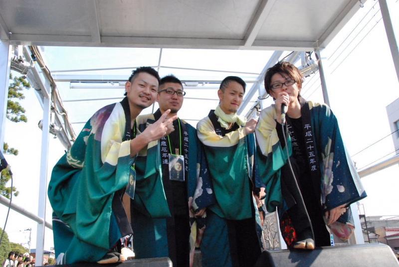 奥州市日高火防祭(本祭)2013その1 2013/04/29