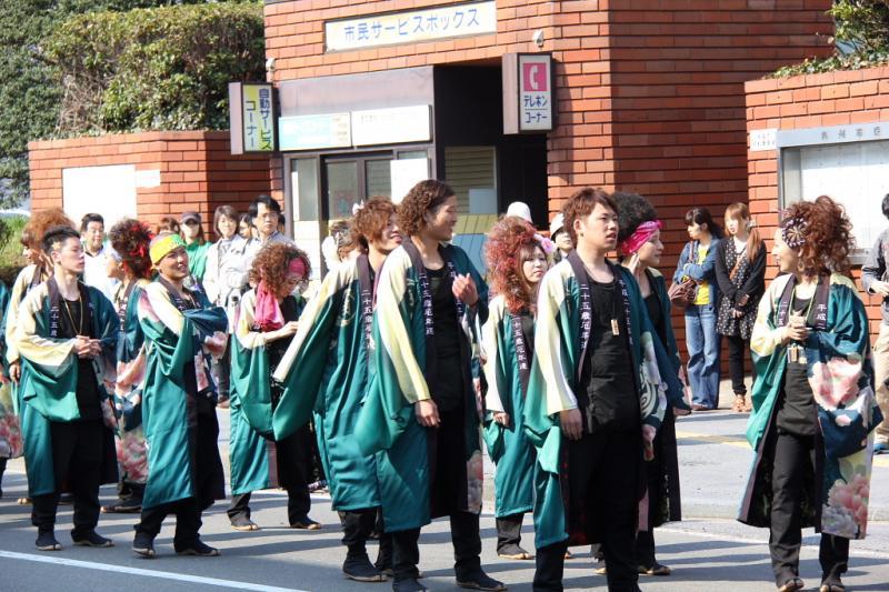 奥州市日高火防祭(本祭)2013その2 2013/04/29