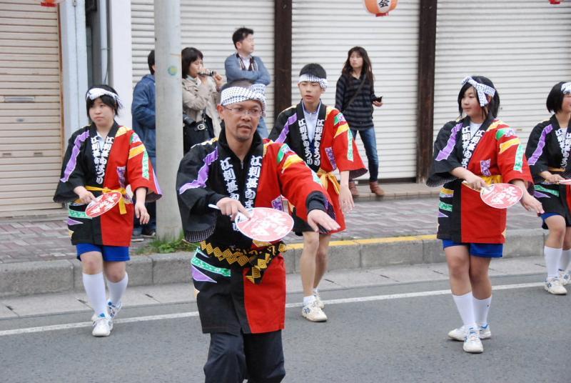 第40回江刺甚句まつり(宵まつり)2013その1 2013/05/03