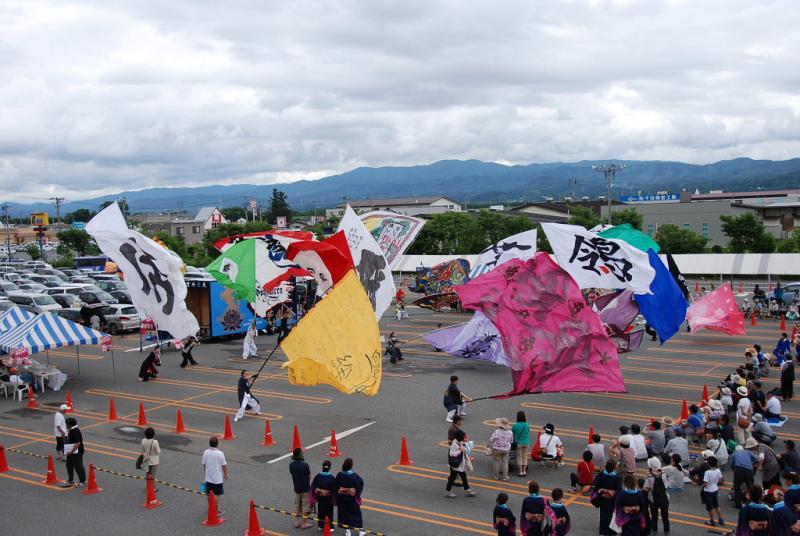 第9回奥州前沢よさこいFestaIX 2013その1 2013/07/14