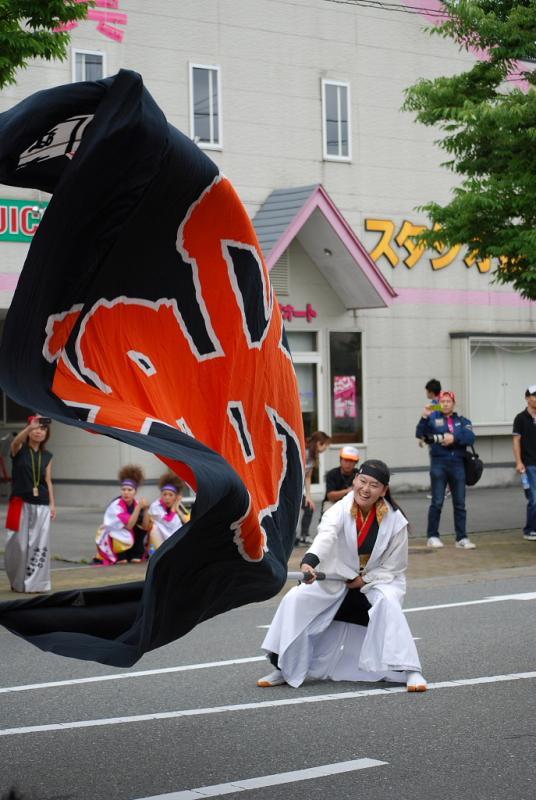 第9回奥州前沢よさこいFestaIX 2013その2 2013/07/14