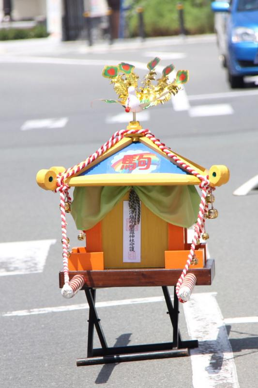 奥州市水沢夏まつり2013その2 2013/08/03