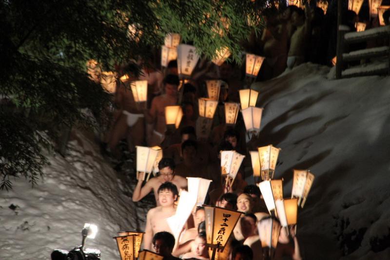 奥州・黒石寺「蘇民祭」2014その1 2014/02/06