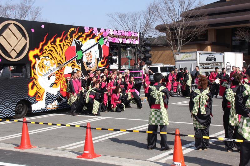 奥州前沢春まつり(本祭)2014その2 2014/04/20