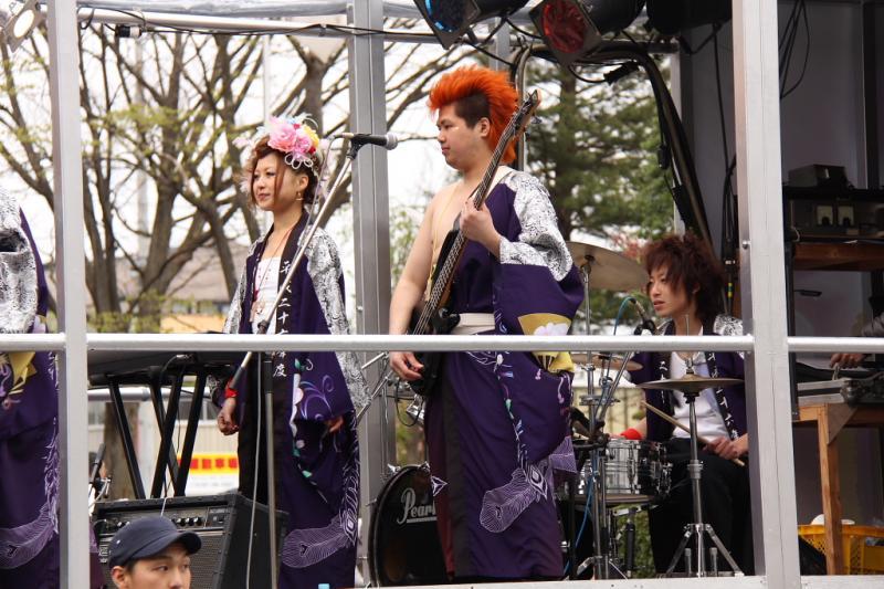 奥州市日高火防祭(本祭)2014その2 2014/04/29