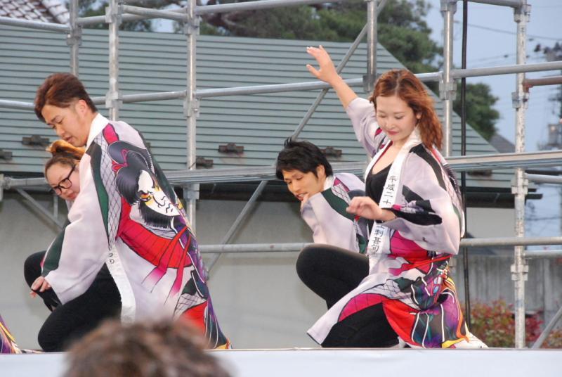 第41回江刺甚句まつり(宵まつり)2014その1 2014/05/03
