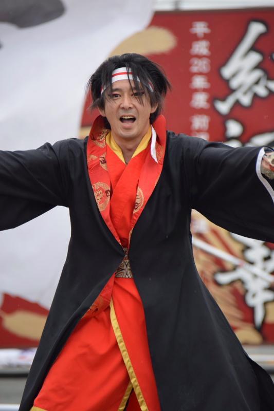 第10回奥州前沢よさこいFestaX 2014その1 2014/07/13