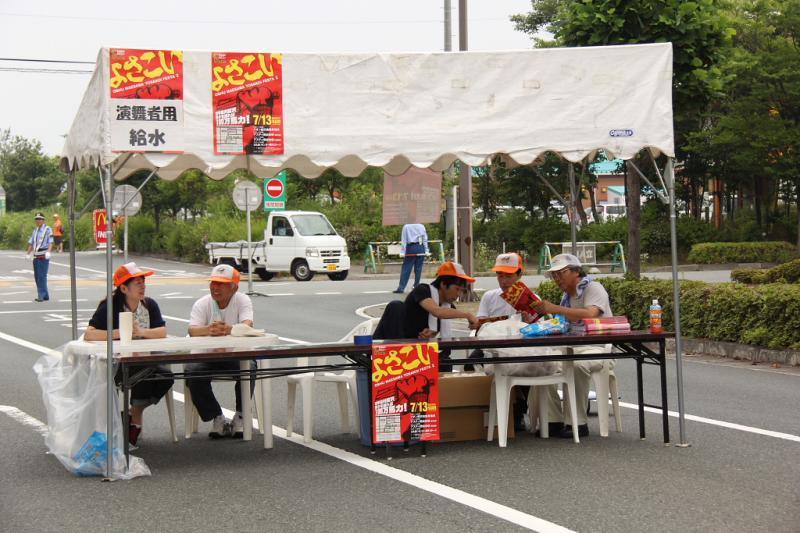 第10回奥州前沢よさこいFestaX 2014その2 2014/07/13