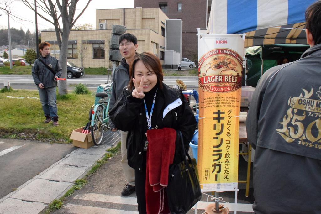 奥州前沢春まつり(前夜祭)2015前編 2015/04/18